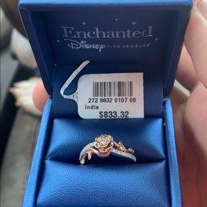 Disney enchanted ring size 7
